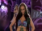Tyra Banks Victoria's Secret Fashion Show