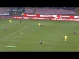 Чемпионат Италии 2013-2014 / 25-й тур / Наполи — Дженоа / 1 тайм